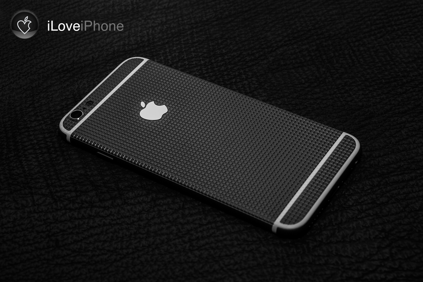 Черный корпус iPhone 6 Ultimate Black Special Edition
